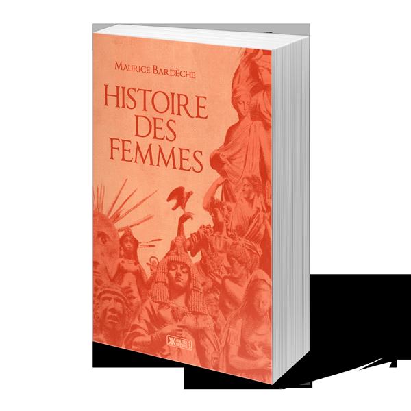 Événement Kontre Kulture : Histoire des femmes de Maurice Bardèche